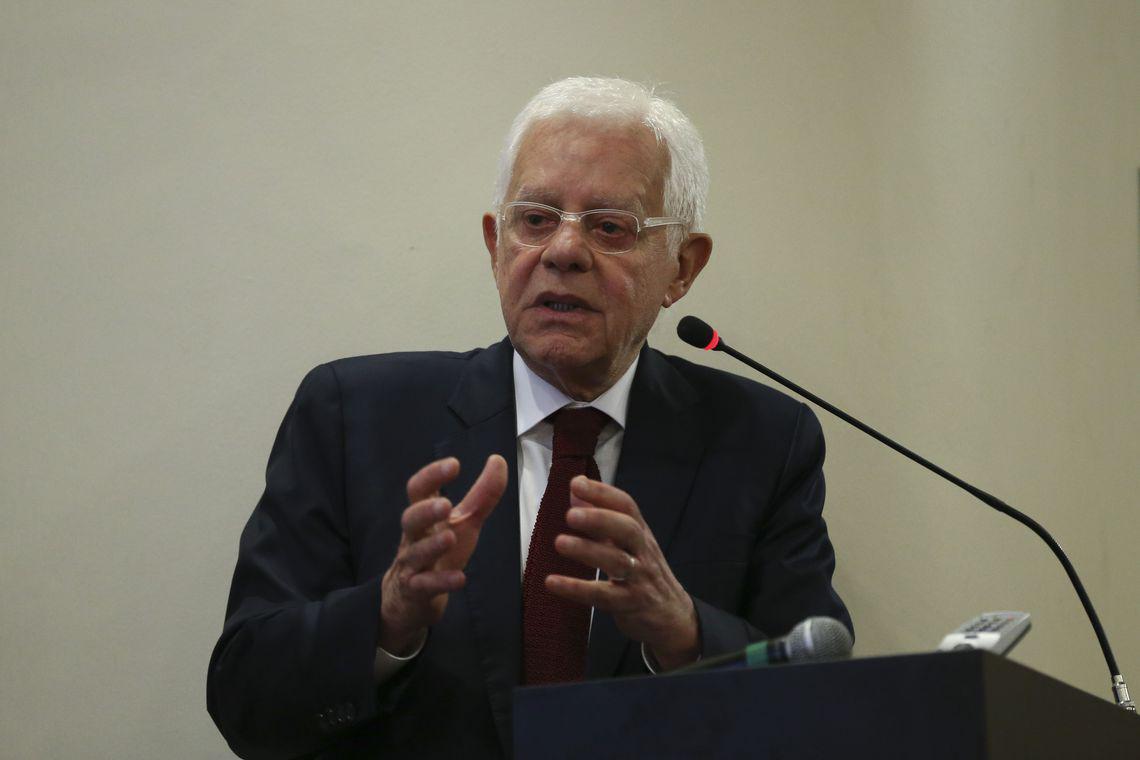 Defesa do emedebista pediu ao ministro Marco Aurélio de Mello que transfira a competência da investigação