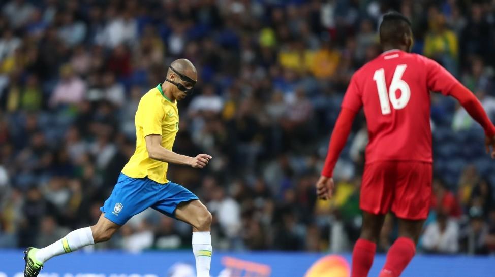 Seleção brasileira não teve competência para vencer o Panamá