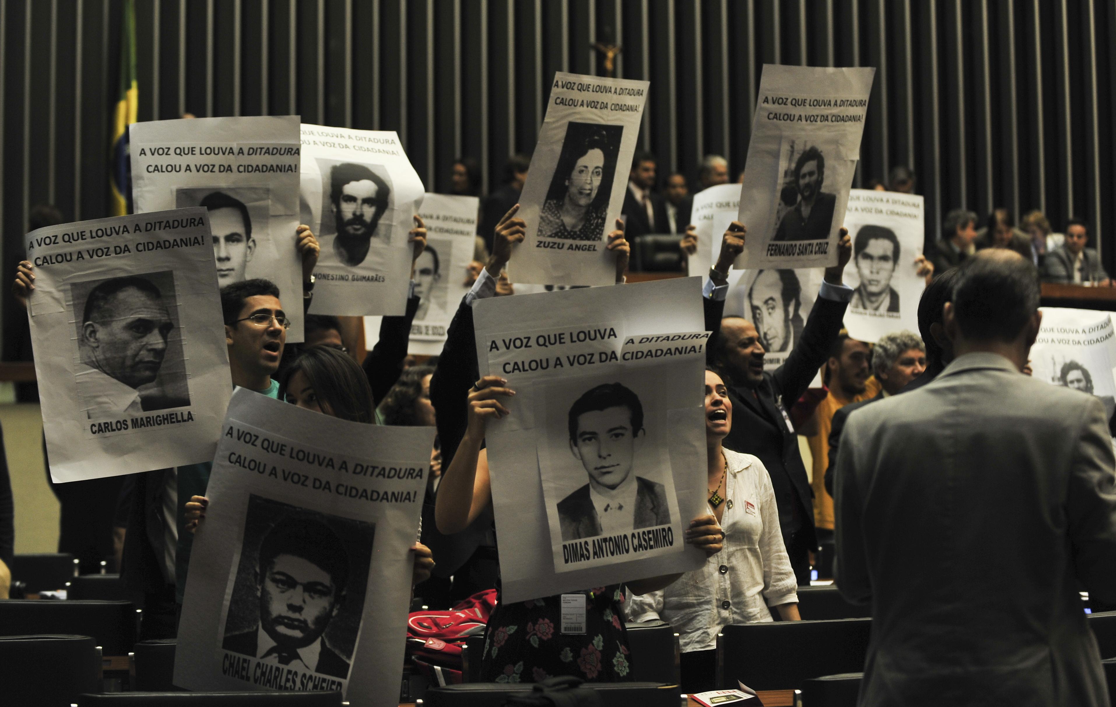 Comissão da Verdade confirma 434 mortes vítimas da ditadura militar