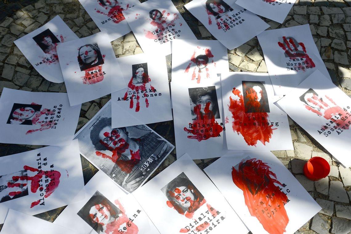 Apoio foi pedido pelas vítimas e familiares de vítimas da ditadura
