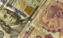 Dólar e Peso: peso perdeu cerca de 37% de seu valor perante o dólar neste ano (EAQ/Getty Images)
