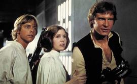'Não poderíamos contar a história sem Leia', disse Abrams em uma entrevista concedida nesta semana (Copyright D.R.)
