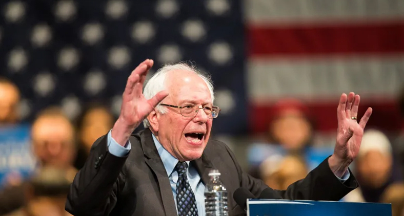 A primeira e a maior questão que se coloca contra a eleição deste combativo político de 77 anos é o rótulo de socialista.