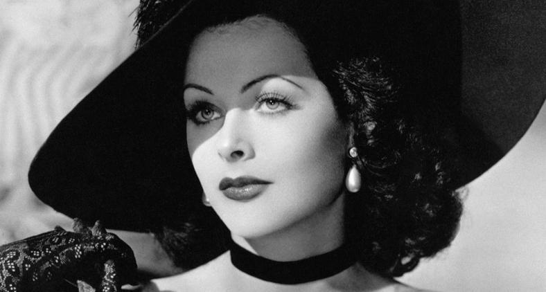 Hedi Lamarr não conseguiu foi ser reconhecida os pelos seus dotes menos evidentes, onde obteve sucessos mais importantes. (Divulgação)