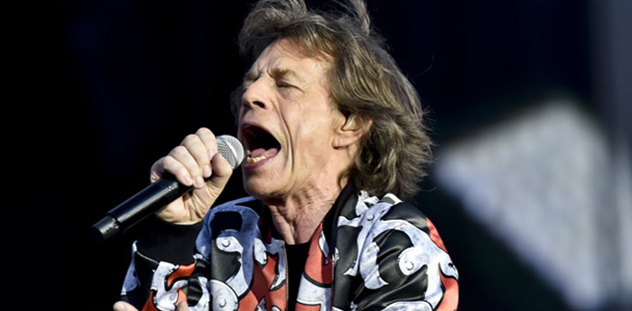 Jagger lamentou o ocorrido nas redes sociais:
