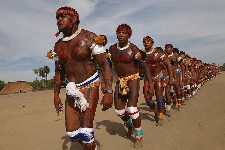 A Constituição Cidadã, de 1988, incorporou a questão dos indígenas