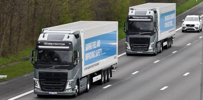 Os fabricantes de caminhões também terão de investir em alternativas ao diesel.