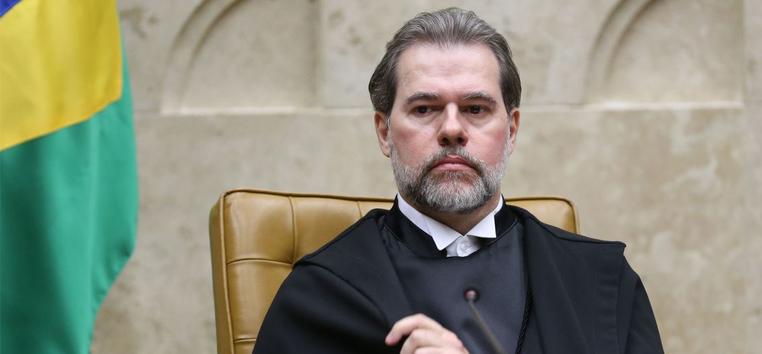 Ministro Dias Toffoli, presidente do Supremo Tribunal Federal (STF).