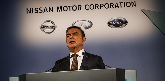 Ghosn é alvo de quatro denúncias por malversação financeira, incluindo sonegação de impostos.
