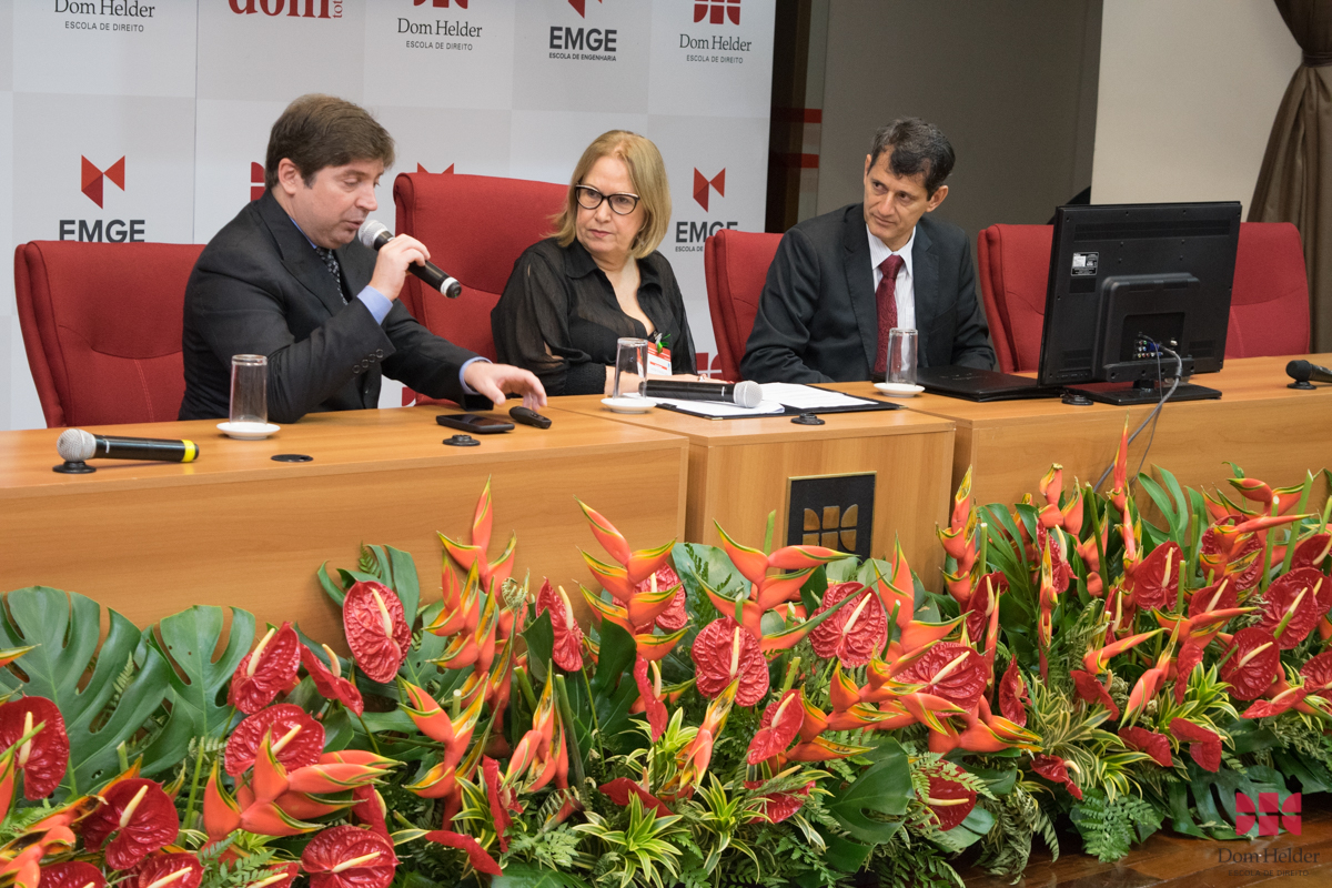 Guilherme Feliciano, presidente da Anamatra prefere a conferência 'Direito Ambiental do trabalho no Brasil: efetividade dos princípios da precaução e da prevenção nos grandes acidentes'.