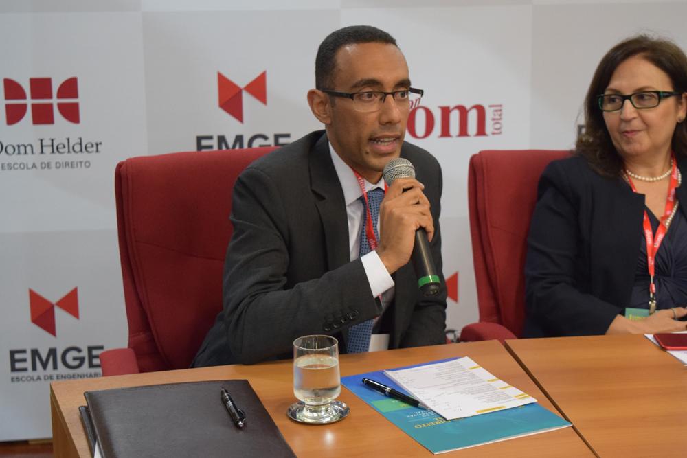 O presidente do Instituto de Ciências Penais, Gustavo Silva, falou sobre o direito penal como um todo.