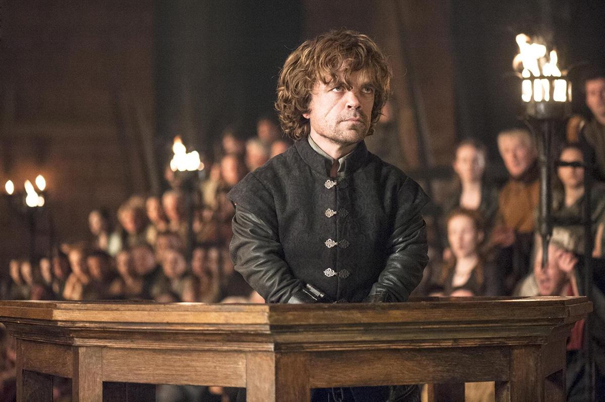 Cersei acusa Tyrion, que vai a julgamento e é condenado depois da traição de Shae.