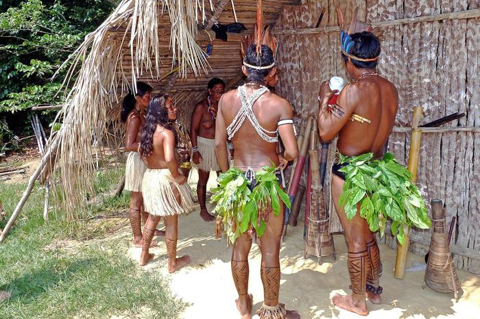 """""""Não existe um fortalecimento da política indigenista e de demarcação das terras. Como não possuem argumentos para justificar, submetem as suas defesas a discursos vazios"""