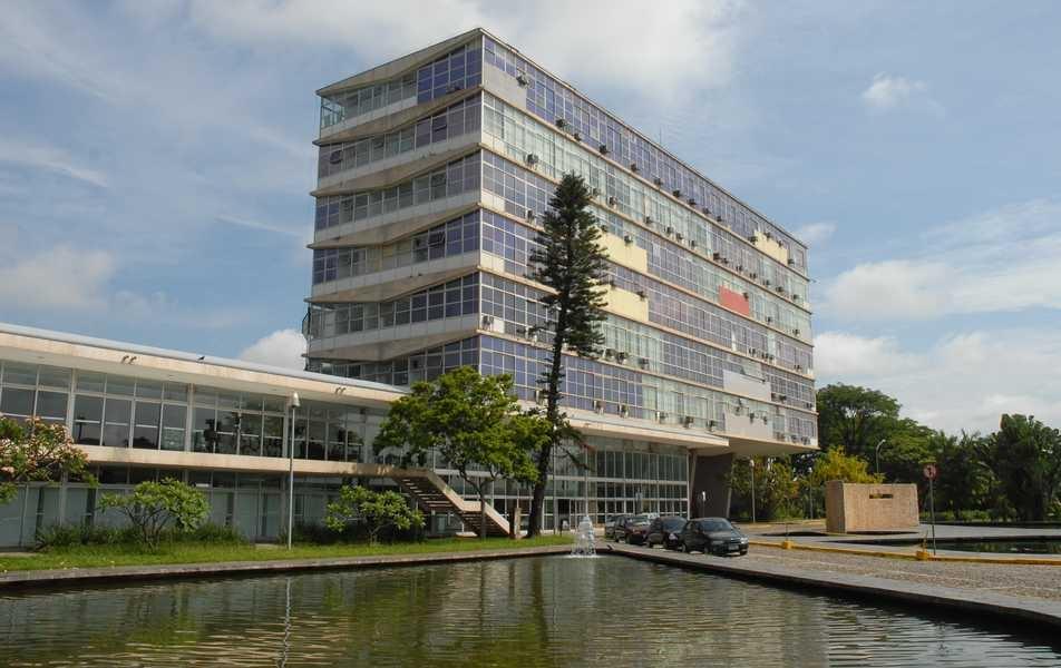 Reitoria da UFMG, na Pampulha: MEC cortou 30% do orçamento das universidades federais.