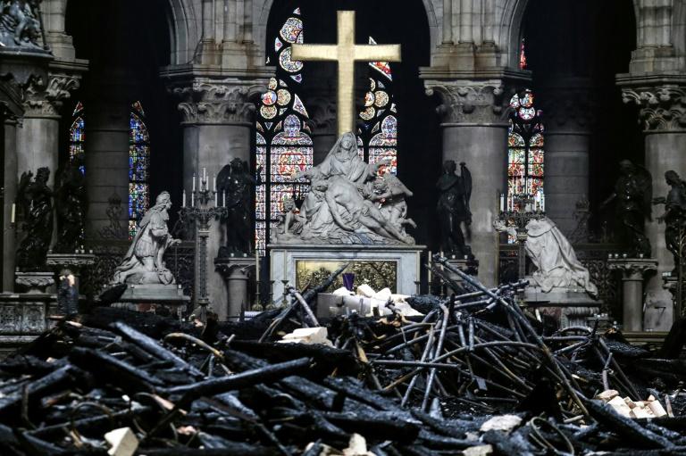 A expectativa de Macron é reconstruir Notre-Dame em cinco anos, ou seja, a catedral estaria pronta em 2024, quando a França sedia os Jogos Olímpicos.