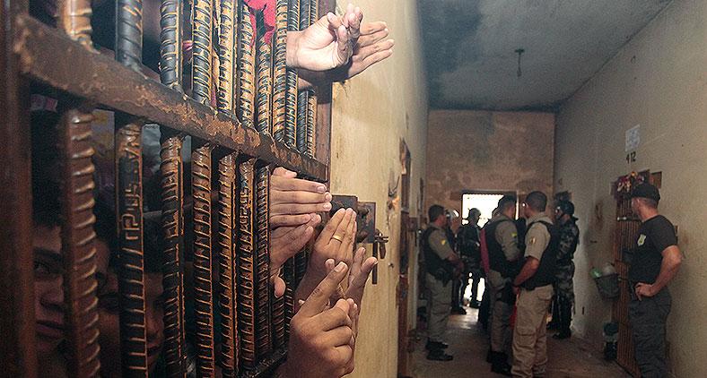 Há um grande mérito, consistente em pensar medidas concretas contra o caos prisional. (Luiz Silveira/Agência CNJ)