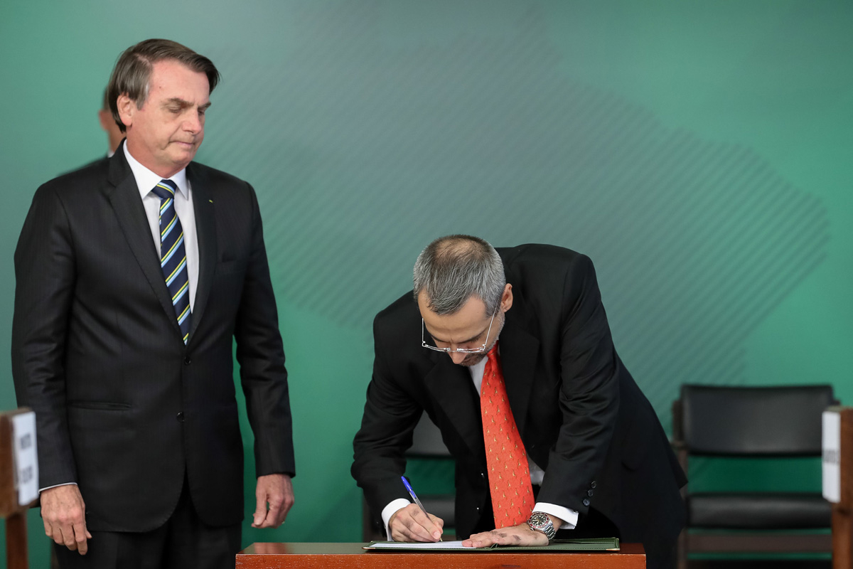 Educação pública tem sido alvo do governo Bolsonaro