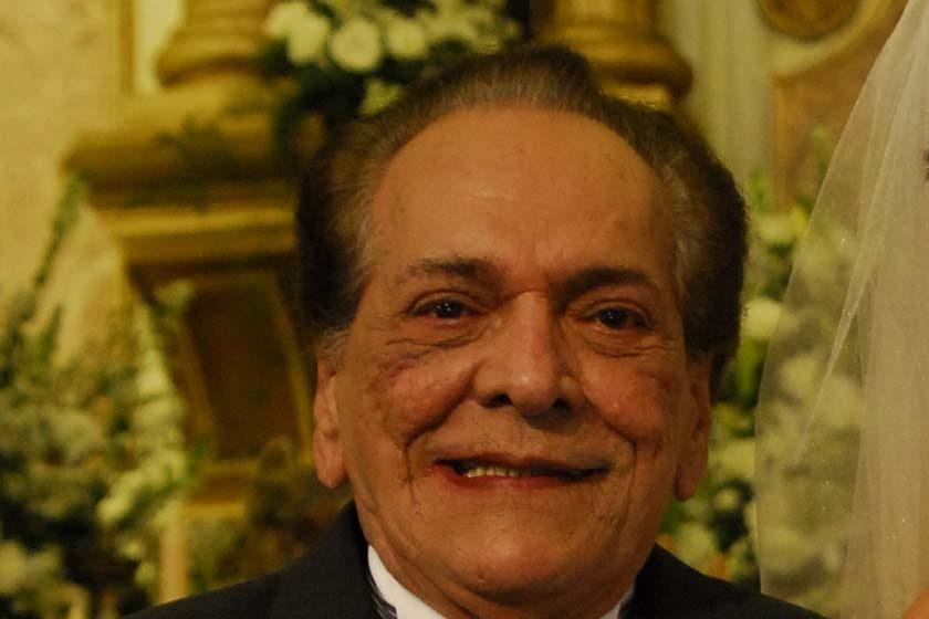 Em março, o ator completou 92 anos.