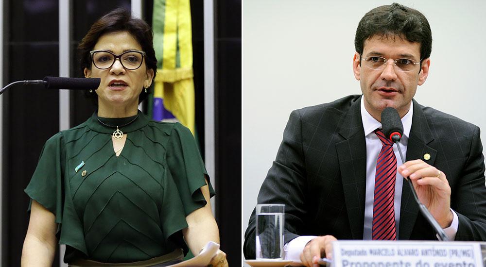 Alê disse ter identificado irregularidades analisando contas das quatro candidatas derrotadas que fizeram inicialmente a denúncia.
