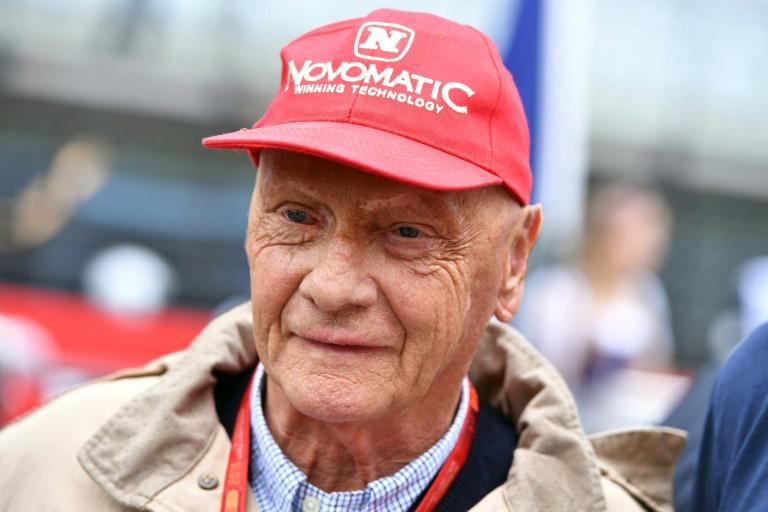 O austríaco três vezes campeão mundial de Fórmula 1 Niki Lauda morreu aos 70 anos