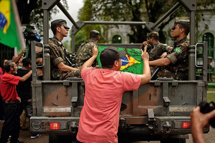 Na próxima semana, serão ouvidas testemunhas de defesa dos militares.