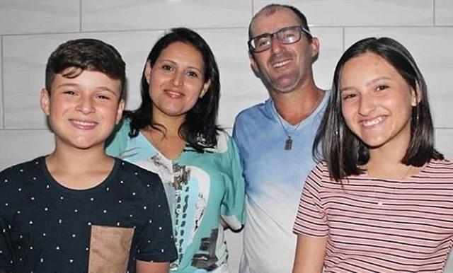 Família brasileira morreu em apartamento em Santiago, no Chile