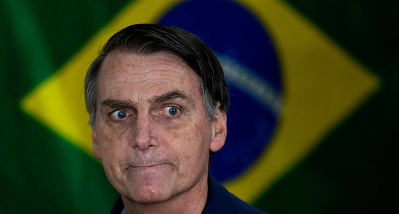 Pela primeira vez, desaprovação do Governo Bolsonaro supera aprovação.