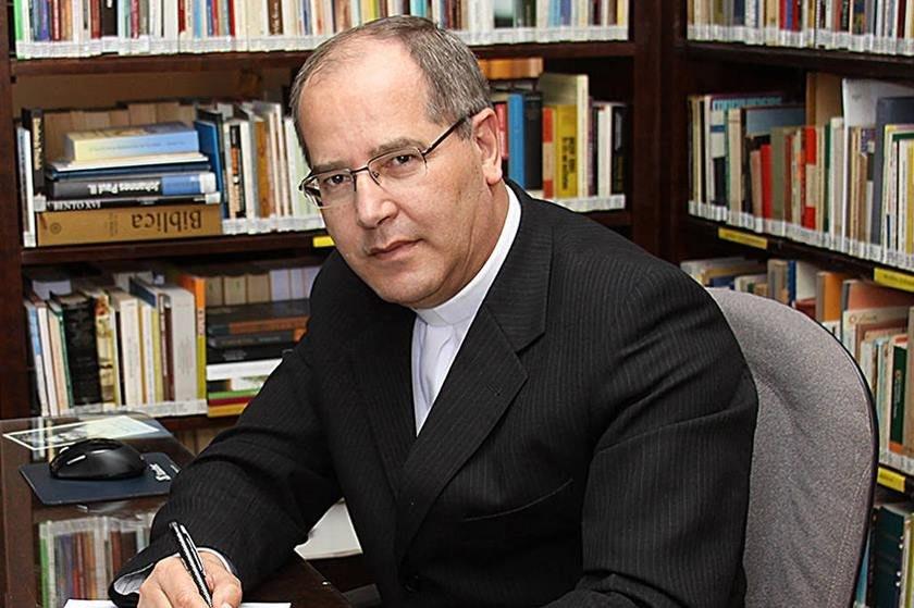 O arcebispo de Belo Horizonte, d. Walmor Oliveira de Azevedo.