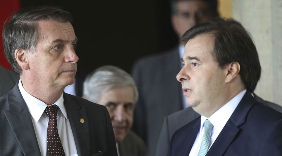 Críticas a Maia e a parlamentares do Centrão são temas centrais dos atos deste domingo.