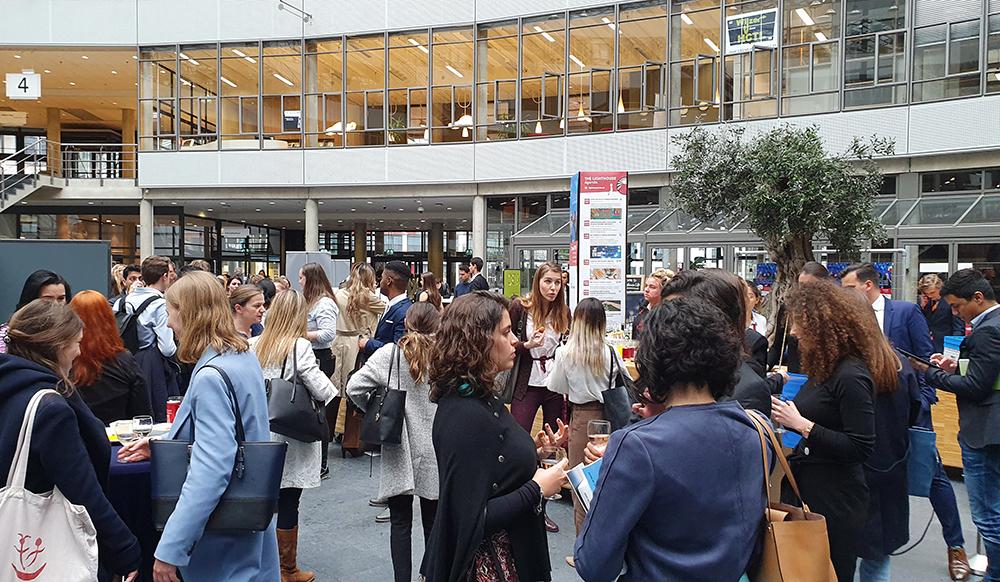 O Employment Network Event reúne as melhores universidades de Direito do mundo.