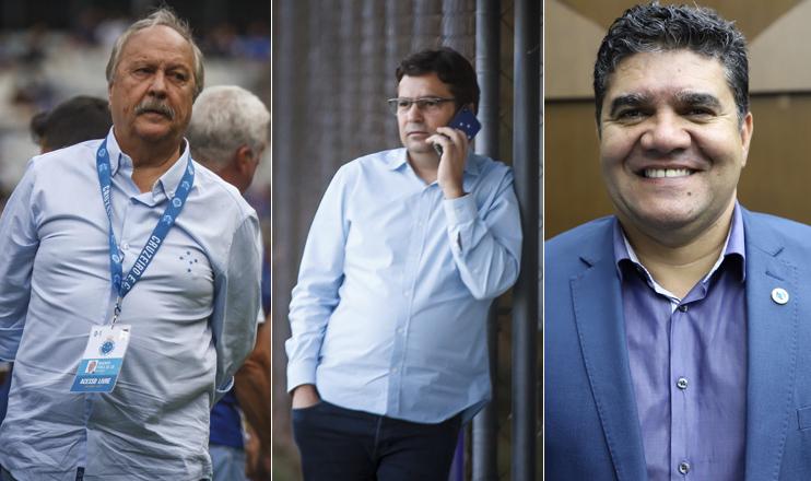 Torcida do Cruzeiro cobra explicações e pede saída de dirigentes