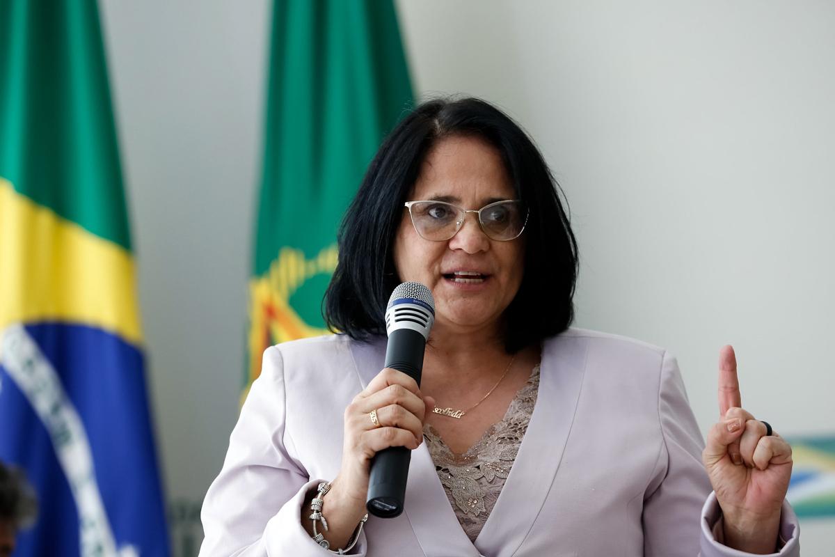 Carta foi enviada à ministra Mulher, da Família e dos Direitos Humanos, Damares Alves