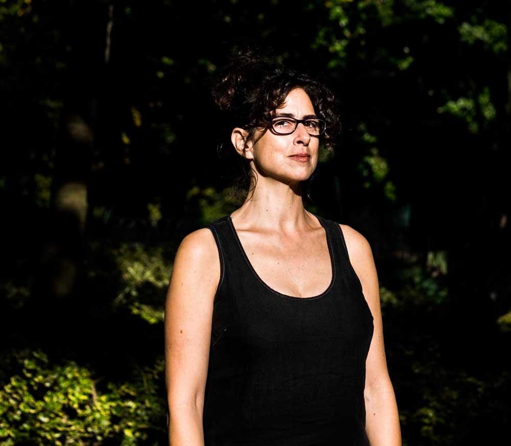 Alexandra Lucas Coelho, correspondente do jornal 'Público' e autora de 11 livros.