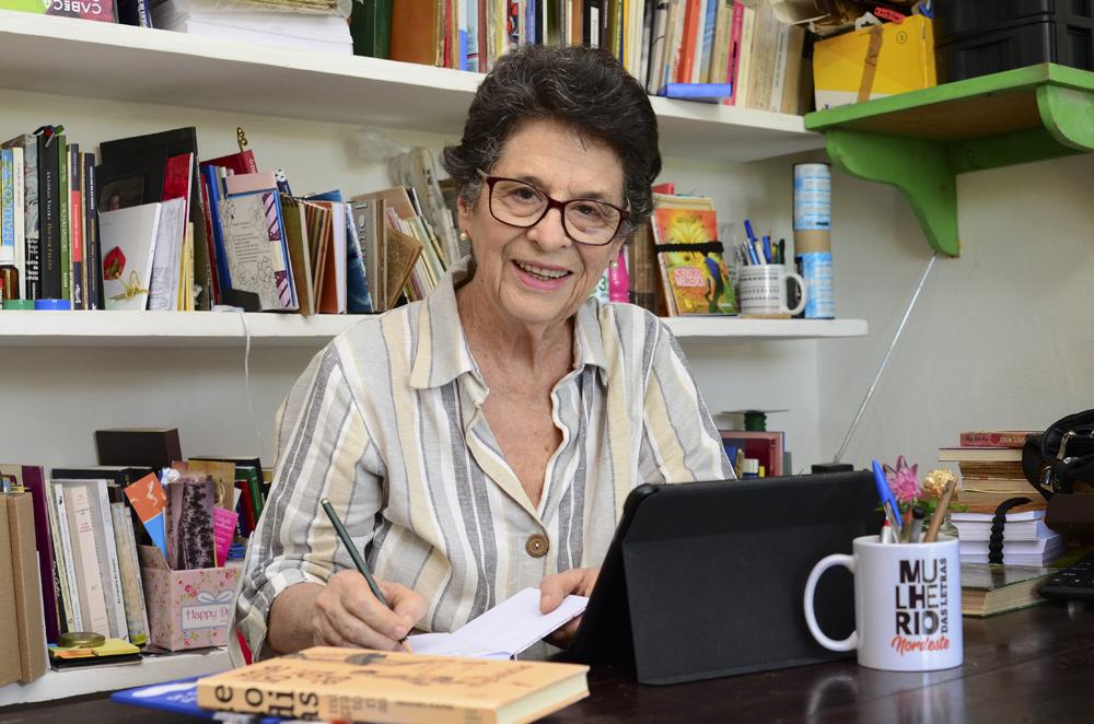 Premiada com o Jabuti e o Casa de Las Américas, Maria Valéria Rezende dedicou muitos anos à educação popular.