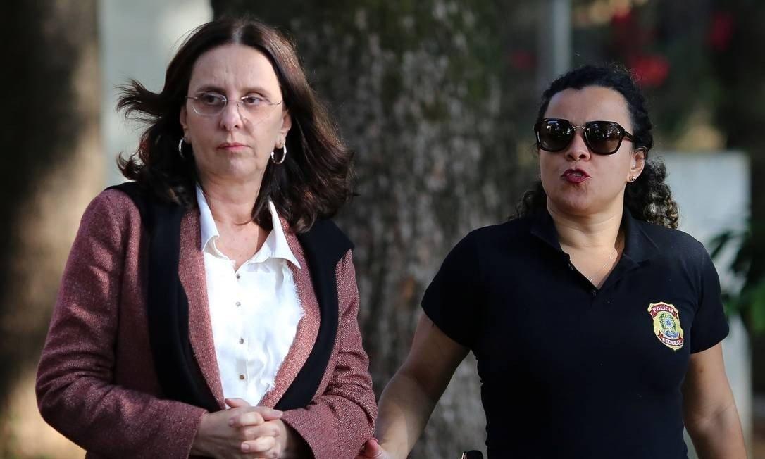 Andrea Neves foi intimada pela Polícia Federal