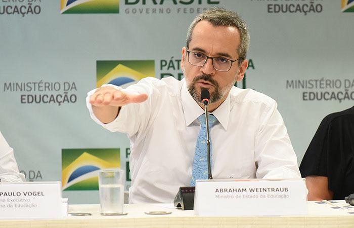 Ministério da Educação disse que ainda não foi notificado da decisão.