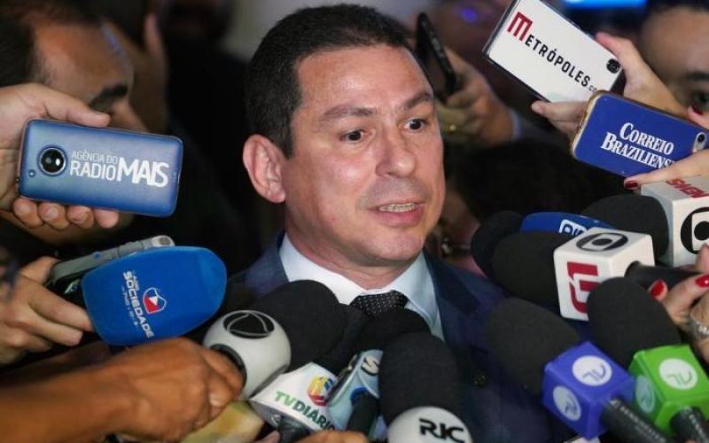'Os fatos envolvendo o ministro Moro, se confirmados, atentam contra o Estado Democrático de Direito', disse Ramos em sua conta no Twitter.