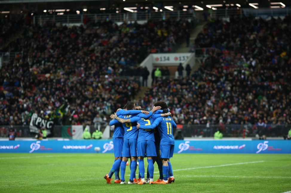 Brasil será sede da Copa América, disputada entre os dias 14 de junho e 7 de julho.