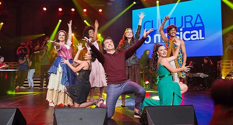 Cultura - O Musical é um dos programas que nos enchem os olhos produzidos pela emissora paulista. (Divulgação TV Cultura)