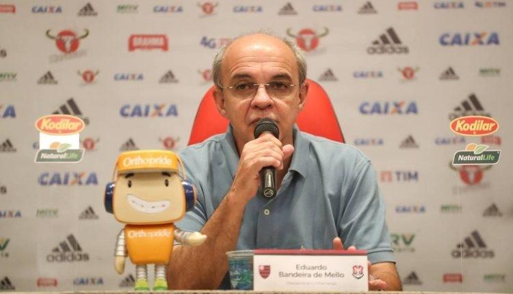 Eduardo Bandeira de Mello é indiciado pelo incêndio no Ninho do Urubu.