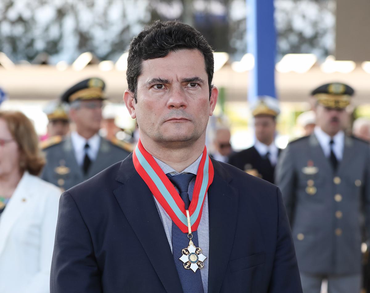 Ministro Gilmar Mendes mandou recado para Sérgio Moro