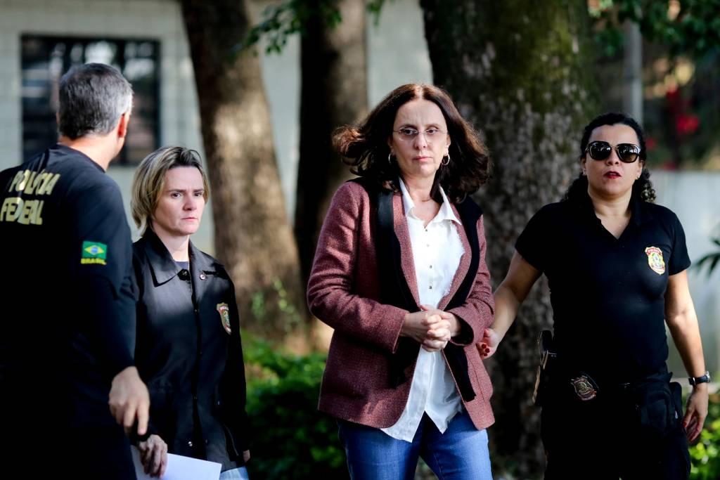 Andrea Neves não quis responder a nenhuma das perguntas feitas pelos responsáveis pelo processo