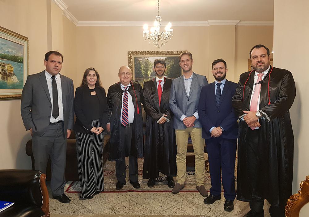 Professores da Dom Helder e convidados atuaram como juízes.
