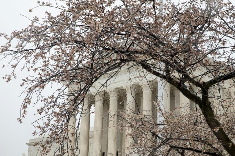 Prédio da Suprema Corte, em Washington,  14 de março de 2017