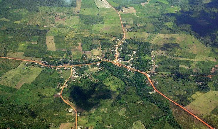 A pesquisa estimou o risco de aumento do desmatamento de até 1,6 milhão de hectares.