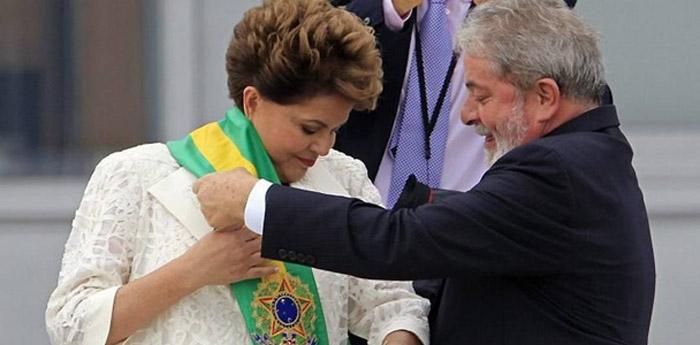 Lula e Dilma foram entrevistados para o documentário.