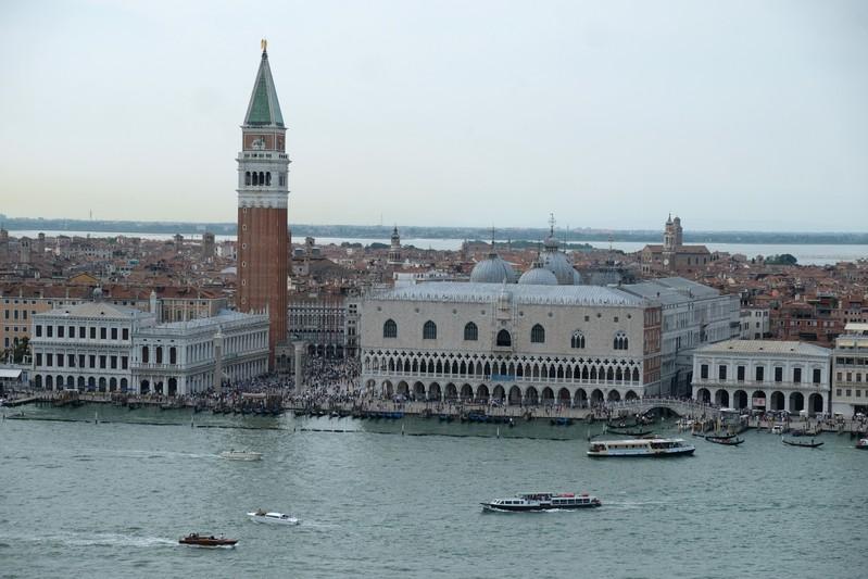 Veneza deve ser colocada em lista de risco da Unesco, pede grupo de conservação