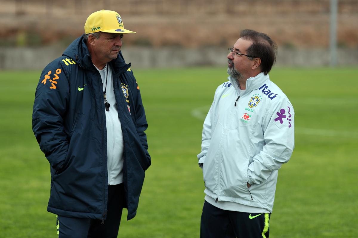 Permanência da comissão técnica da Seleção Brasileira feminina não está garantida