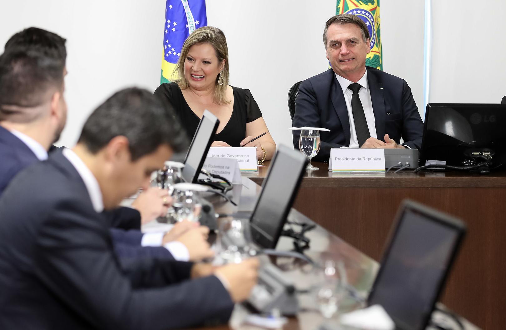 Mudanças foram acertadas após reunião com o presidente Jair Bolsonaro