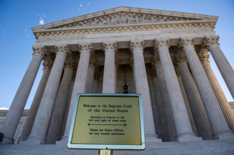Suprema Corte dos Estados Unidos, em Washington, foto de arquivo de 15 de abril de 2019